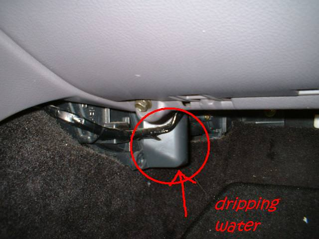 Water Leaking Celica Hobby