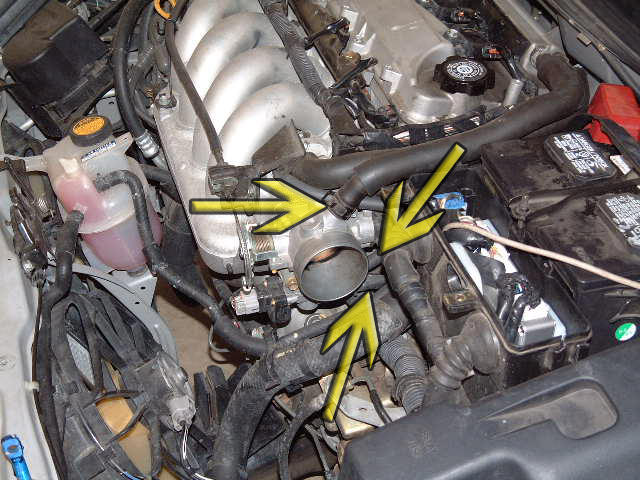 2005 Ford Taurus Idle Air Control Valve Locationon Chevy Door Lock Wiring Diagram