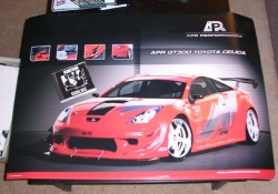 APR GT300 *GIANT* Wall Poster