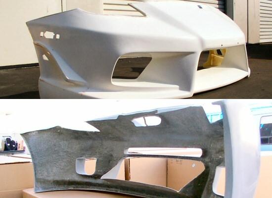 Exterior Body Kits Fiberglass Vs Polyurethane Vs Carbon