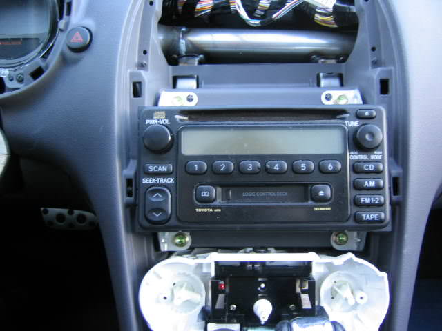 Stereo Install, GTS - How To - Celica Hobby