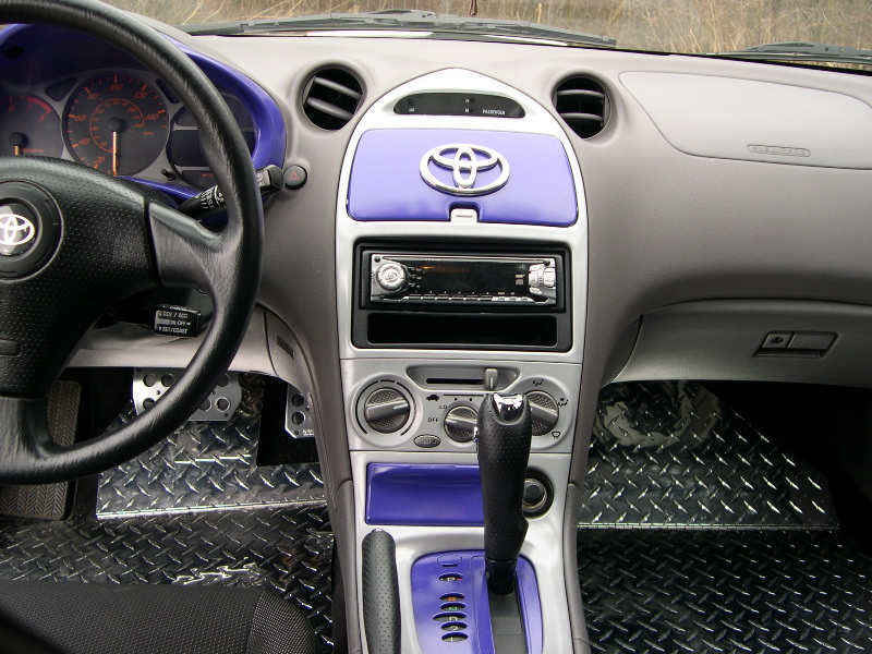 Interior Painting Done Celica Hobby