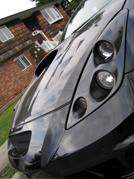Trd Sports M headlights - Celica Hobby