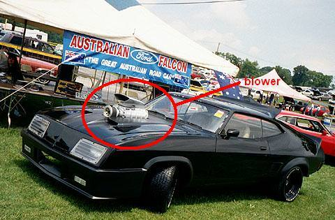 A Blower And Turbo Celica Hobby