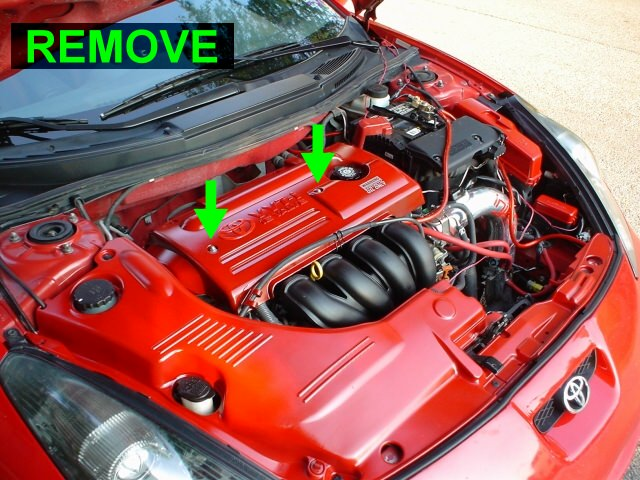 Spark Plugs - Info & How To Replace - Celica Hobby