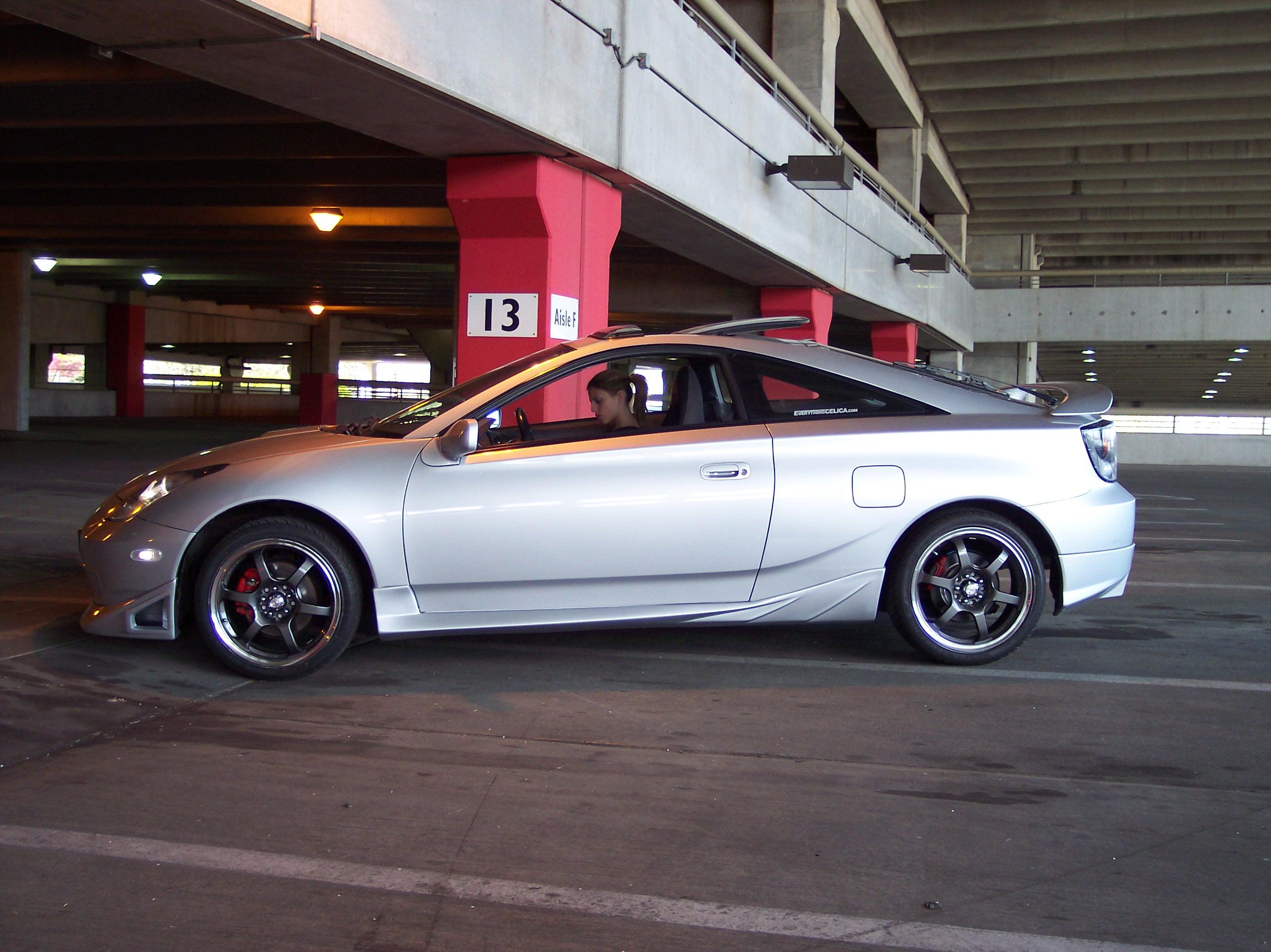 Rev Wheels Model Ix Celica Hobby
