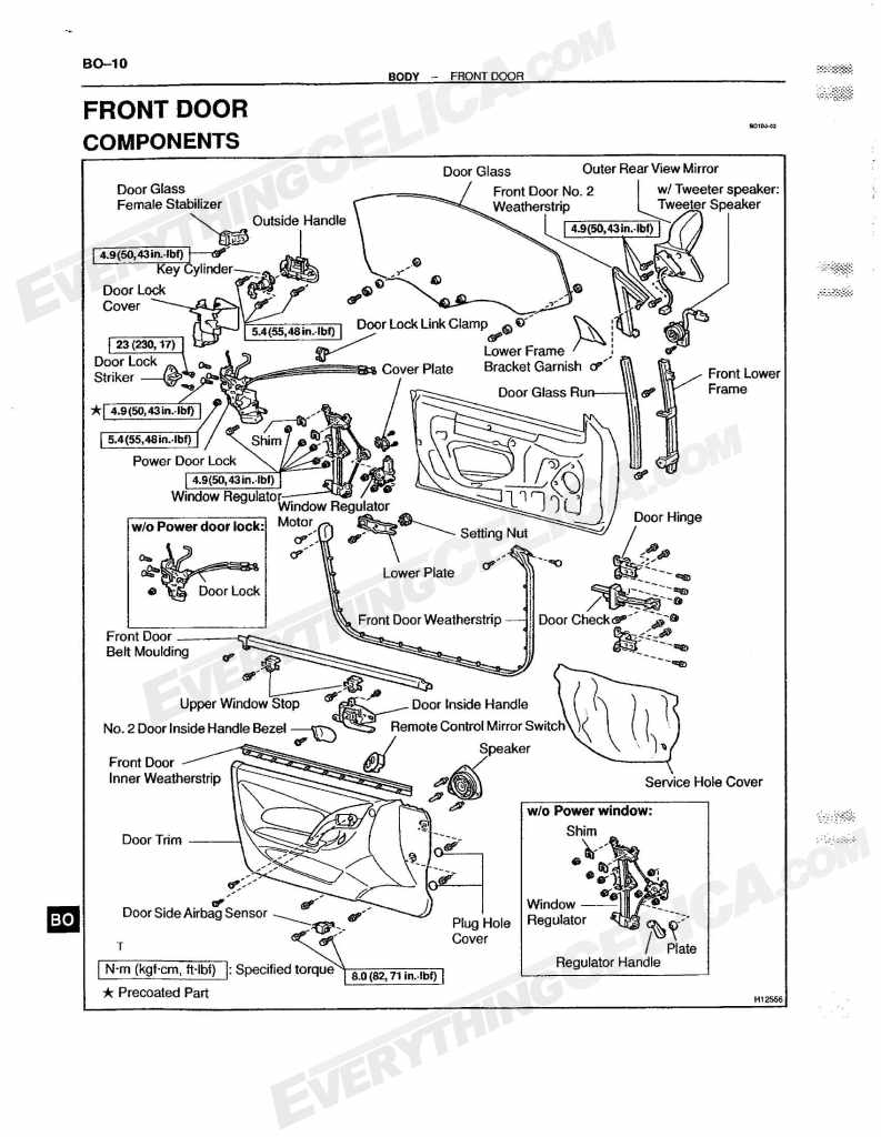 85 Toyota Engine Wiring Diagram