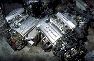 Toyota 16 VVTi engine tuning